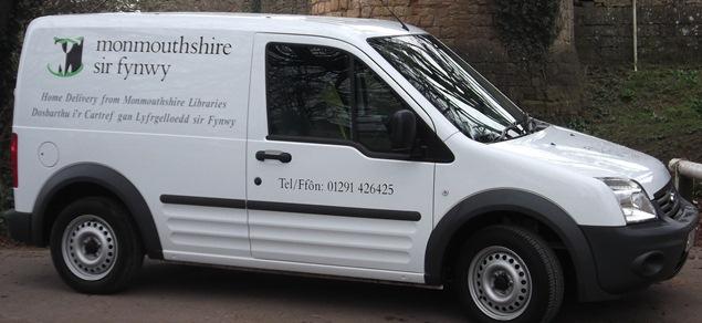 Home Delivery van