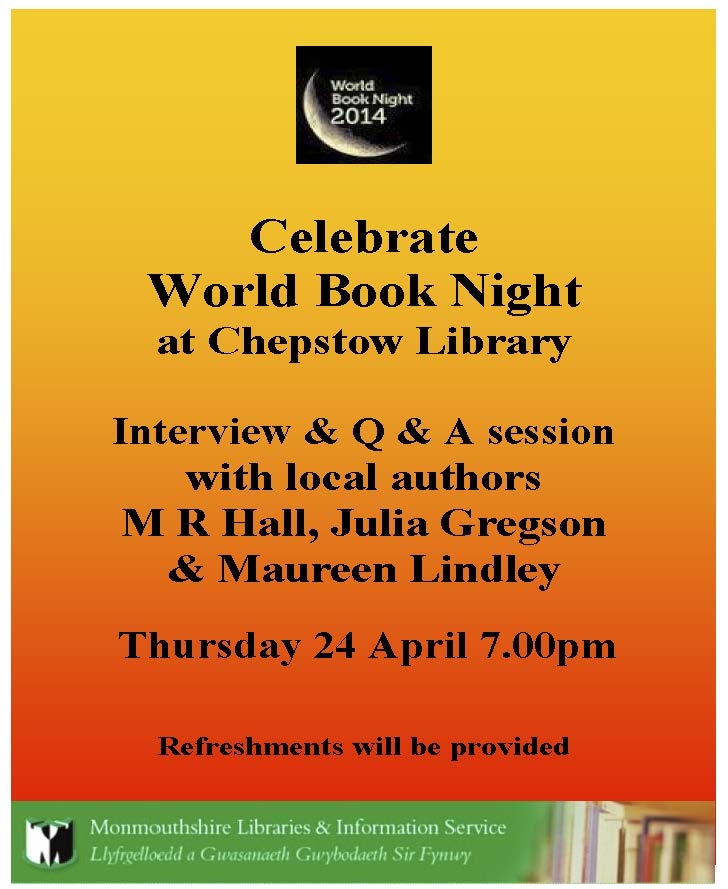 World Book Night Poster
