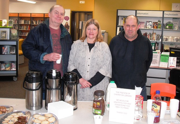 Friends of Chepstow Library